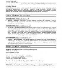 Nursing Resume Objective Examples Objectives Samples Peppapp In A