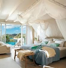 Weiße Rüschen Baldachin Vorhang Für Schöne Schlafzimmer Ideen Mit