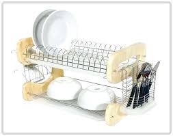 dish drying rack ikea uk drainer at made of stainless