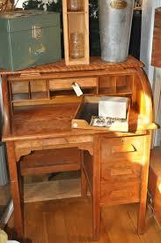 vintage child size roll top desk
