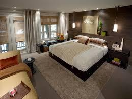 simple master bedrooms. Simple Master Bedroom Yellow Pillows Headboard Brown Wooden Bed Glass Walls Design Beautiful Decorative Wall Bedrooms