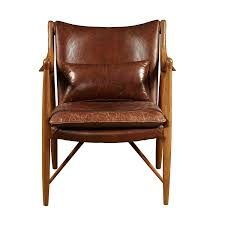 com pulaski home comfort collection anderson wood frame and leather accent arm chair large kitchen dining