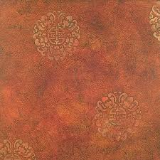 plaster custom proceed faux effects red gold chinese leather rustic elegant whimsical fancy old world venetian