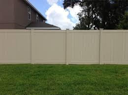 VinylPVC Fences Fence Direct Best Fences in Orlando