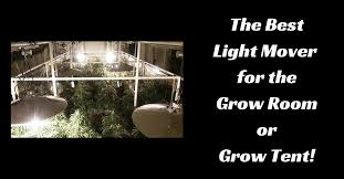 the best light mover for the grow room or grow tent