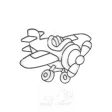 Plastová Předloha Letadlo Hobbykohoutcz