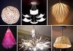 Самодельный плафон для лампы