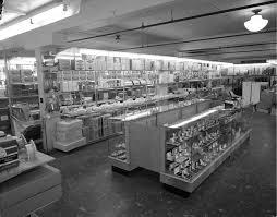 hessenaur s housewares luge jewelry camera departments july 1959 image