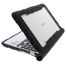 gumdrop cases droptech chromebook case for s chromebook c202 rugged shock abs