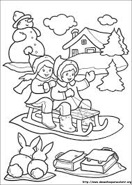 Small Picture 193 best Coloring Christmas Winter images on Pinterest