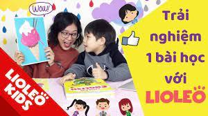 🌈Cùng chị Lio trải nghiệm 1 Unit trong Chương trình học tiếng Anh toàn  diện - YouTube