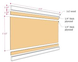 plywood sheet dimensions easy sliding collage photo frame 30 minute 5 diy a piece of