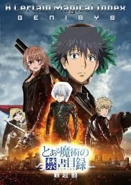 A Certain Magical Index Light Novel English Online A Certain Magical Index Part 3 Genisys Toarumajutsunoindex