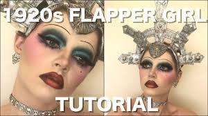 1920s show makeup tutorial