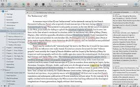 Using Scrivener With Bibliographic Software The Least Creative