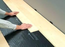 vinyl plank flooring installation on concrete luxury