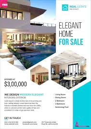 Real Estate Brochure Template Free 041 Free Real Estate Brochure Templates