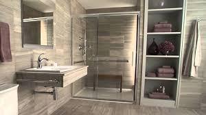 handicap bathroom design. kohler accessible bathroom solutions youtube with picture of beautiful handicap design