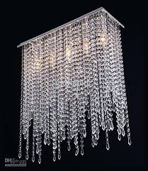 chandeliers round crystal chandelier lovable modern fabulous lighting rectangular crys