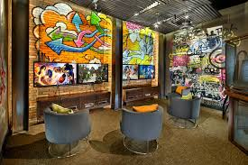 game room lighting ideas. video gamer room inspired by street art game lighting ideas p