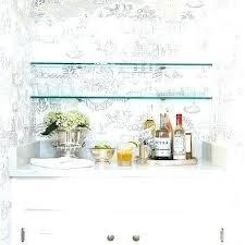 wooden bar shelves bar shelf ideas bar nook with stacked glass shelves wet bar shelf ideas