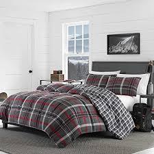 grey plaid comforter. Beautiful Comforter DP 3pc Red Grey Plaid Comforter King Set Gray Checked Bedding Cabin Themed  Lodge Lumberjack Inside H