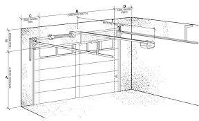 garage door heightGarage Door Clearance And Clopay Garage Doors For Best Garage Door