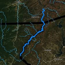 Chattooga River Georgia Fishing Report