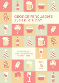 a birthday invitation customize 2 043 birthday invitation templates online canva
