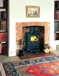 beautiful gas fireplace conversion or converting gas fireplace to wood burning stove fire stylish conversion in