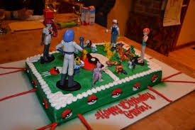 Fred Meyer Birthday Cake Designs Fred Meyers Created The Perfect Field For This Pokemon