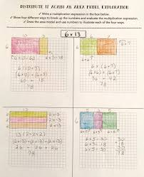 Teaching Multiplication With The Distributive Property Scholastic ...