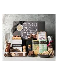 gourmet basket by chocolate