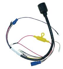 cdi engine wiring harnesses marine engine parts fishing tackle wiring harness johnson evinrude 40 48 50 hp 583602