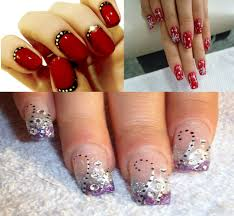 Easy New Years Eve Nail Art Tutorial YouTube. Images Of Nail Art ...