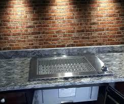 countertop gas grill indoor