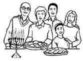 Small Picture Jewish Coloring Pages