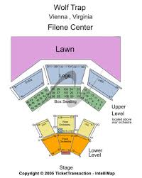 Wolftrap Seating Chart Wolf Trap Tickets Seating Charts And Schedule In Vienna Va