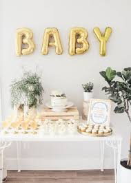 Baby Shower Design Ideas