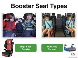 we remend using a high back booster as often as possible and for as long as possible as the seat belt typically stays better positioned on the child s