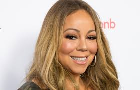 mariah carey spent valentine s day in a big gold bathtub