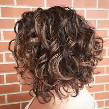 65 Different Versions Of Curly Bob Hairstyle účesy V Roce 2019 účesy