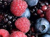 Berries Glycemic Index Chart Glycemic Index And Glycemic Load Of Common Berries And Other