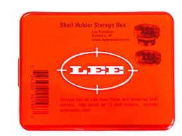 Lee Precision Shell Holder Storage Box Lee90196