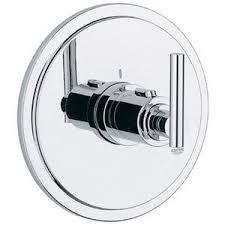 grohe shower valve. G19170000/G34124000 Atrio Thermostatic Valve Custom Shower - Chrome Grohe