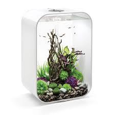 15 Aquarium Light Biorb Life 15 Aquarium With Led Light 4 Gallon Black
