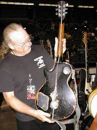 Guitar Technician Larry Cragg The Unravelling Of Al Cook