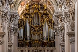 Орган самый грандиозный музыкальный инструмент в мире 5 Собор Св Стефана Пассау Германия Крупнейший церковный орган Европы