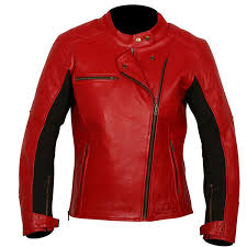 weise las chicago leather jacket red thumb 0