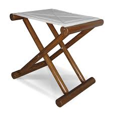 boat stool wooden round 1002dst e